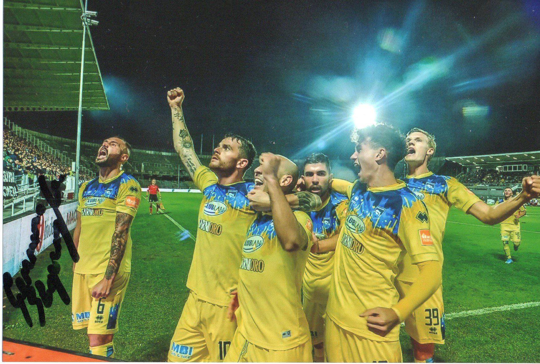 Gennaro Scognamiglio – Signed Photo – Soccer (Delfino ...