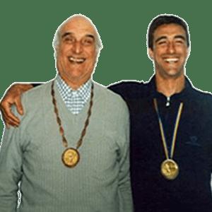 Giuseppe and Marco D'Altrui