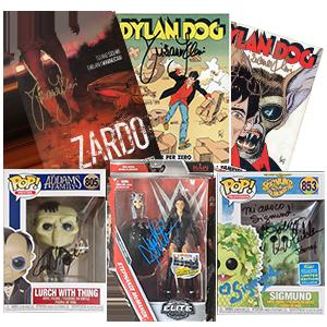 Comic Books & Memorabilia